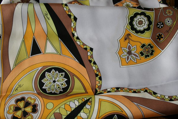 Pucci scarf