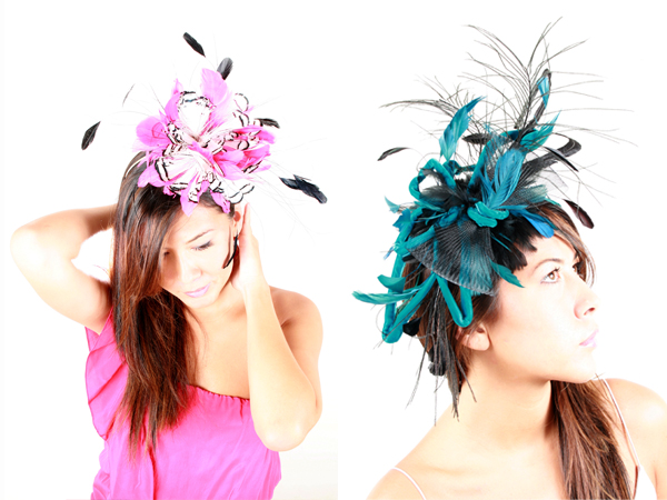 Bespoke fascinators